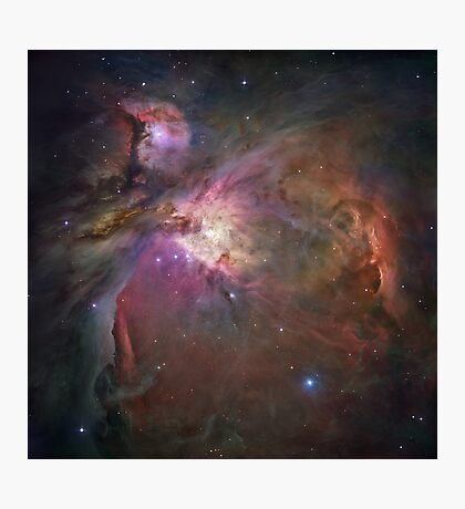 Galaxy print star nebula Photographic Print