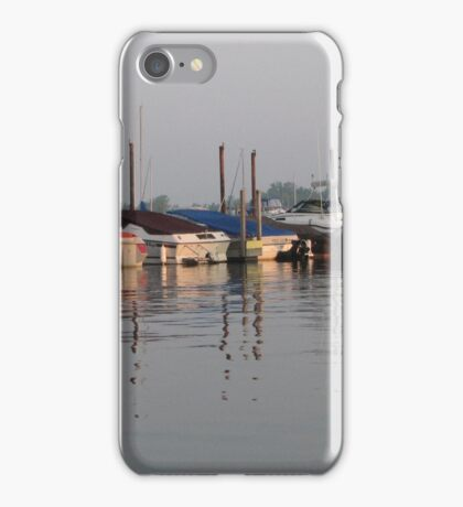 Marina Time iPhone Case/Skin