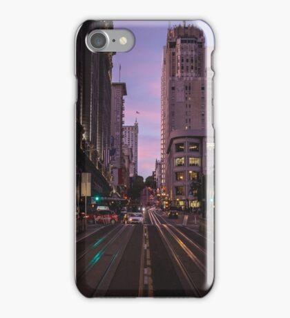 San Francisco - Street View iPhone Case/Skin