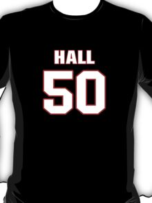 NFL Player Alex Hall fifty 50 T-Shirt