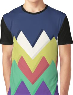 Child's Mountain Graphic T-Shirt