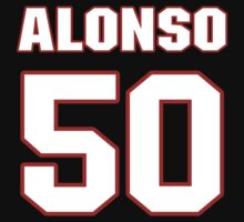 NFL Player Kiko Alonso fifty 50 by imsport