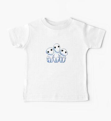 Tree Spirit Friends- Mononoke Baby Tee