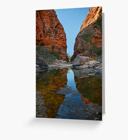 Northern Territory Landscape 22 Greeting Card