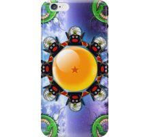 Mr po po space patrol iPhone Case/Skin