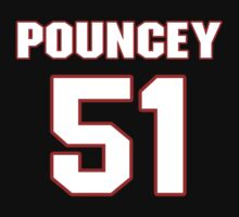NFL Player Mike Pouncey fiftyone 51 by imsport