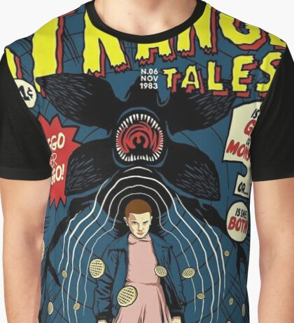 stranger tales Graphic T-Shirt