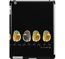 Two Scrambled Eggs - Different iPad Case/Skin