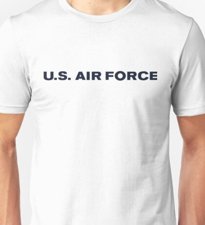 United States Air Force, US Air Force Unisex T-Shirt