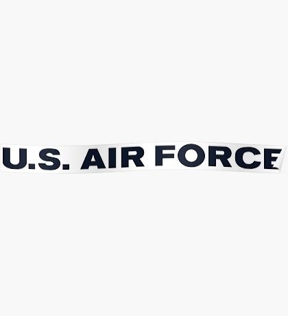 United States Air Force, US Air Force Poster