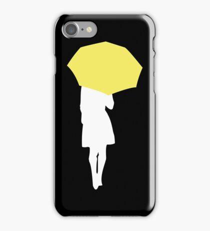 Yellow Umbrella - HIMYM iPhone Case/Skin