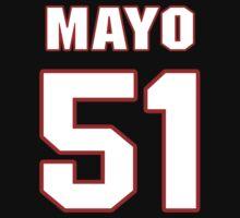 NFL Player Jerod Mayo fiftyone 51 by imsport