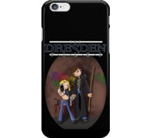 Dresden Files - Harry and Murph iPhone Case/Skin