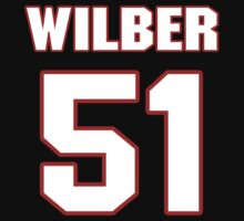 NFL Player Kyle Wilber fiftyone 51 T-Shirt