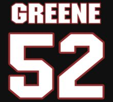 NFL Player Khaseem Greene fiftytwo 52 by imsport