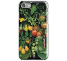My First Harvest - Community Garden Plot iPhone Case/Skin
