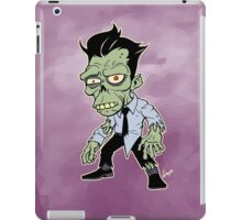 Disappointed Zombie version 2 iPad Case/Skin