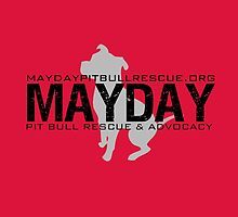 Red Pillows and Totes by MaydayPitBull