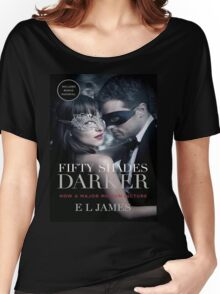 Fifty shades darker mask 2 Women's Relaxed Fit T-Shirt
