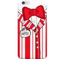 Dapper Dans - Red iPhone Case/Skin