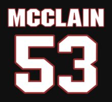 NFL Player Jameel McClain fiftythree 53 by imsport