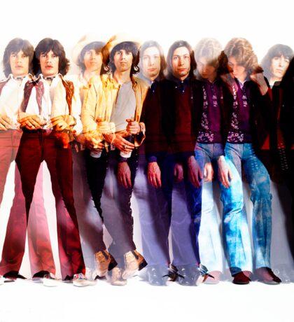 Rolling Stones sticker Sticker
