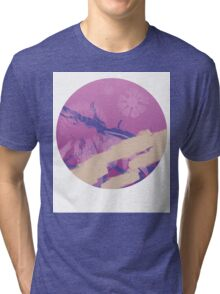 FloraFocus Tri-blend T-Shirt