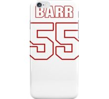 NFL Player Anthony Barr fiftyfive 55 iPhone Case/Skin