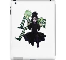 Danny-Sam BeetleJuice iPad Case/Skin