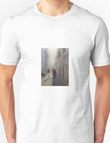 Laneway Catania Sicily Unisex T-Shirt