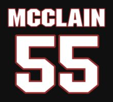 NFL Player Rolando McClain fiftyfive 55 T-Shirt