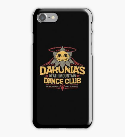 Death Mountains iPhone Case/Skin