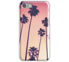 California. The Place of Dreamers. iPhone Case/Skin