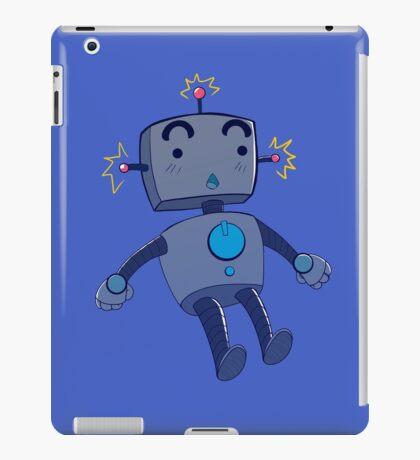 robot!!! iPad Case/Skin