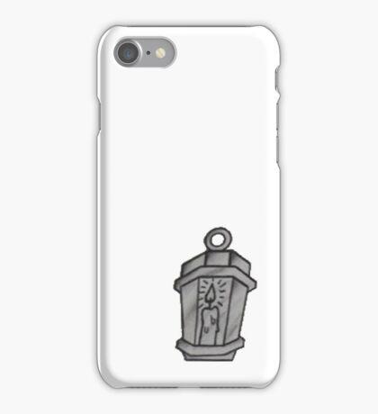 lanterne old-schoo iPhone Case/Skin