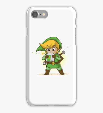 Cartridge of time iPhone Case/Skin
