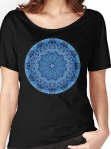 Eye of the Storm Mandala Women's Relaxed Fit T-Shirt