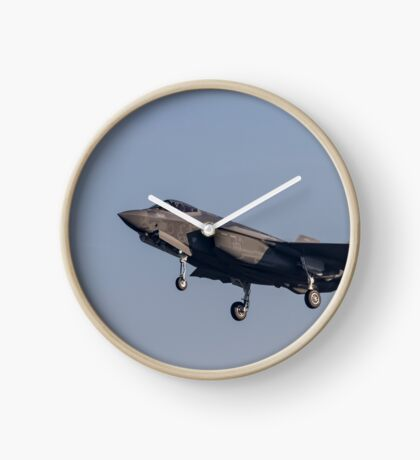 Israeli Air Force Lockheed Martin F-35 (Adir)  Clock