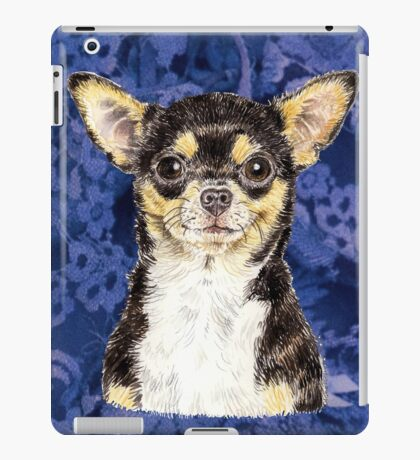 Fall in Love with a Chihuahua - ever popular! iPad Case/Skin