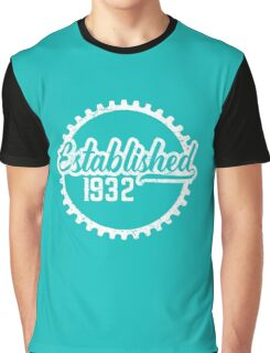 Established 1932  Graphic T-Shirt