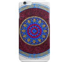 Dreaming Notre Dame Paris iPhone Case/Skin