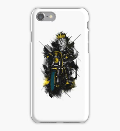 Sons Of Monarchy iPhone Case/Skin