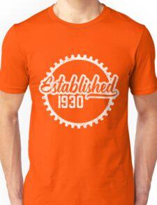 Established 1930 Unisex T-Shirt