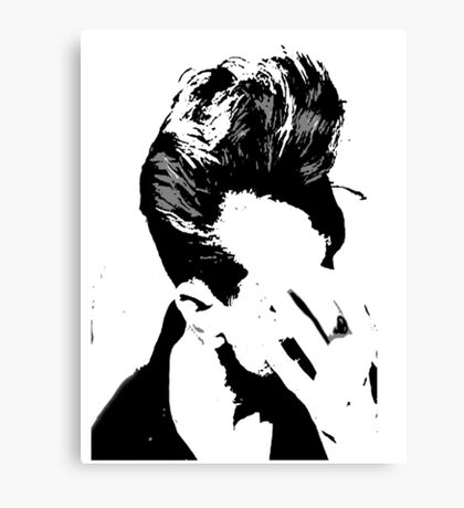 COOL. Canvas Print