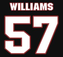 NFL Player Jacquian Williams fiftyseven 57 by imsport