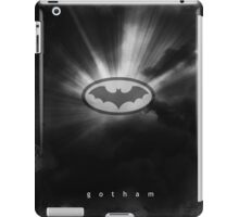 Gotham Poster iPad Case/Skin