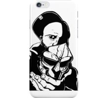 MF DOOM iPhone Case/Skin