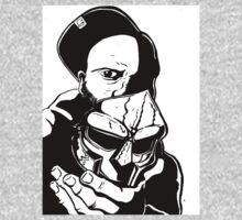 MF DOOM One Piece - Long Sleeve