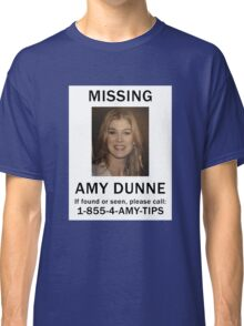 Amy Dunne Missing Poster Classic T-Shirt