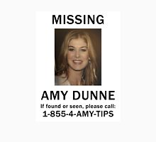 Amy Dunne Missing Poster T-Shirt